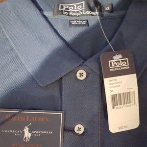 Mens s/s polo by Ralph Lauren knit shirt